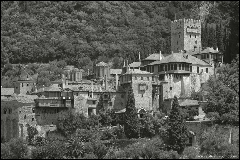 Il monastero di Docheiariou
