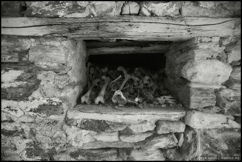 Ossario del monastero di Dionisyou