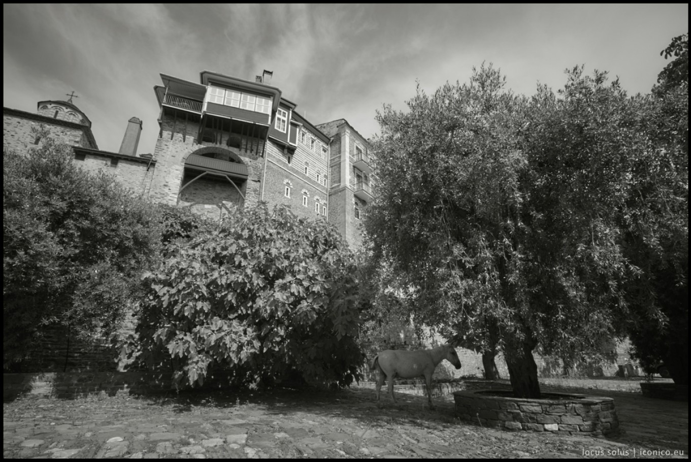 Il monastero di Vatopedi