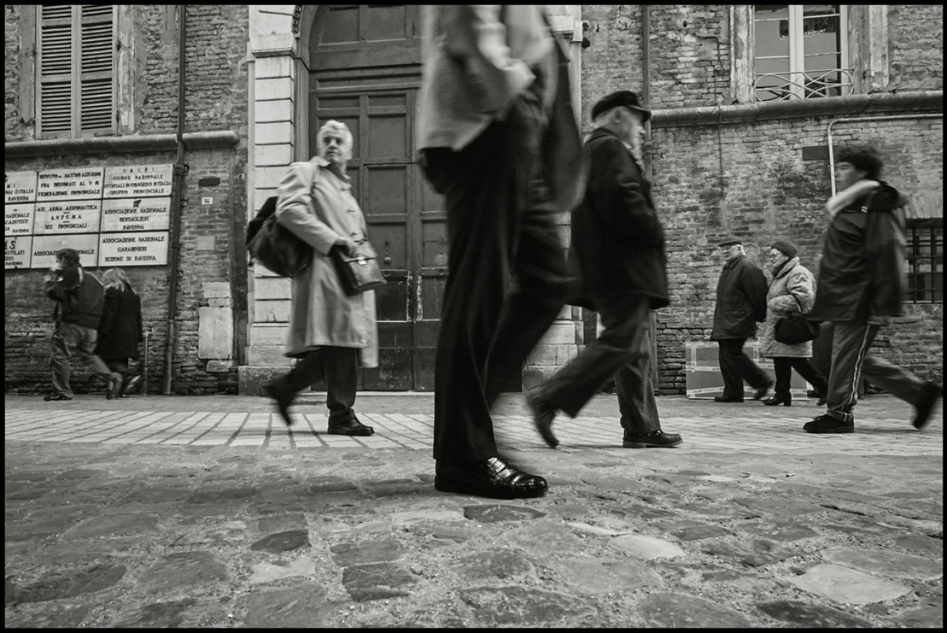 11 marzo 2005, via Cavour