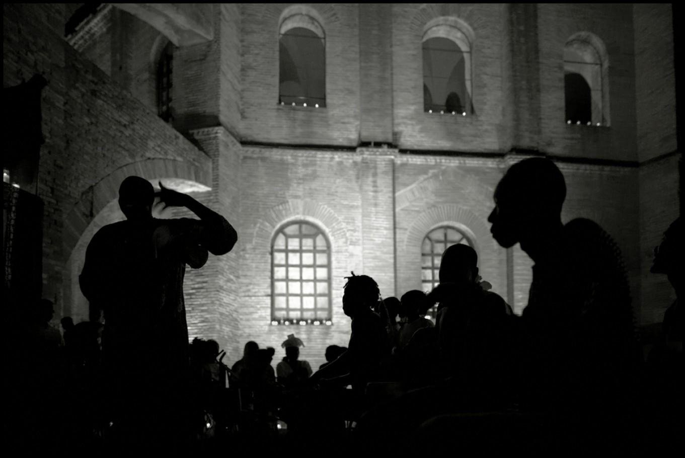 11 giugno 2010, S. Vitale, Ravenna festival