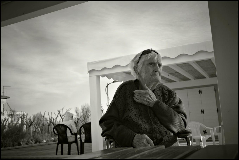 9 aprile 2011, Lido di Dante, chiosco della piadina