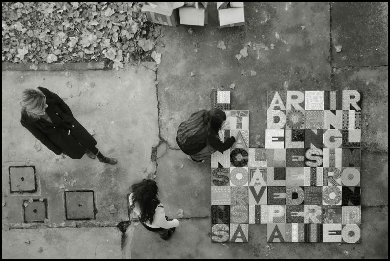 7 marzo 2012, accademia di Belle Arti