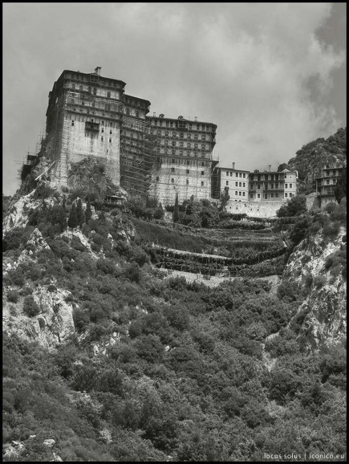 Il monastero di Simon Petra