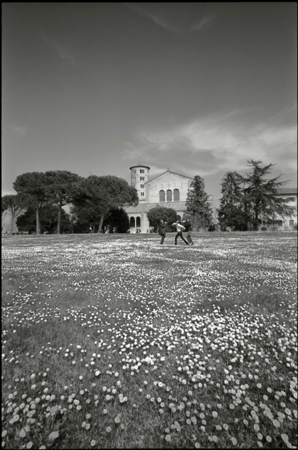 Marzo 2007, S. Apollinare in Classe