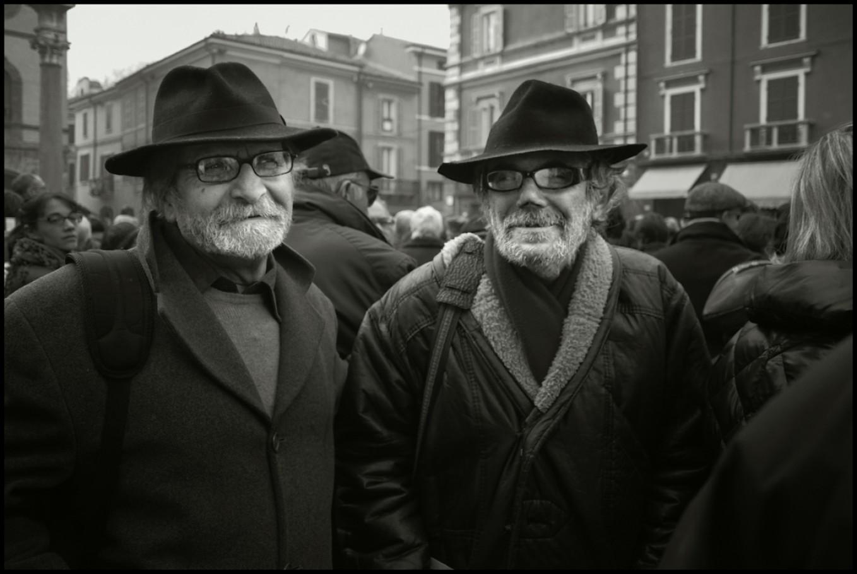 13 febbraio 2011, piazza del Popolo